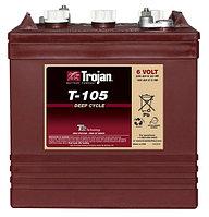 Тяговый аккумулятор Trojan T105.