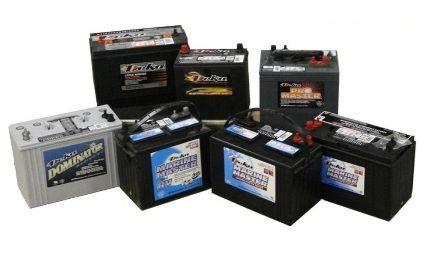 Аккумуляторы тяговые для подъемников