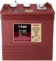 Тяговый аккумулятор Trojan T145, фото 1