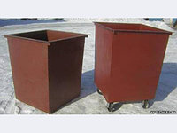 Мусорные контейнеры без крышки