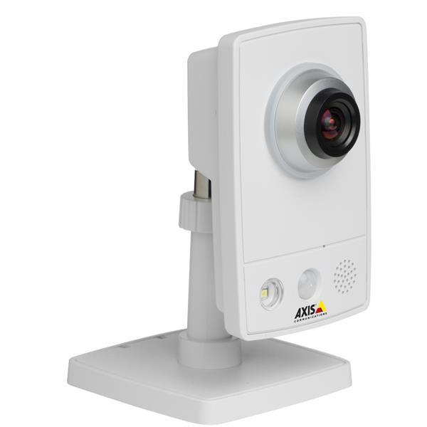 AXIS M1034-W Беспроводная миниатюрная мегапиксельная ip-камера для внутр установки