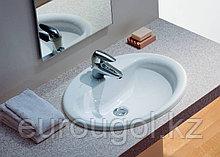 Врезная раковина на столешницу Roca Adora 520