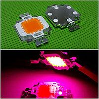 Фито светодиод матрица BridgeLux 10W полного спектра 380 - 840 нм