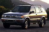 Фара левая на Nissan Pathfinder R50 1995-2000, фото 2