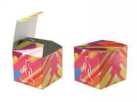Подарочная коробка под сублимационную печать