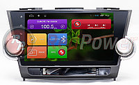 Автомагнитола Toyota Highlander OS Android 6, фото 1