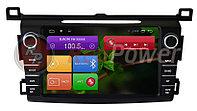 Магнитола Toyota Rav4 2012+ , на OS Android
