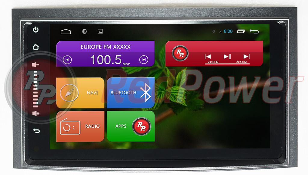 Автомагнитола Toyota Venza на Android