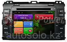 АвтомагнитолаToyota Prado 120 на Android