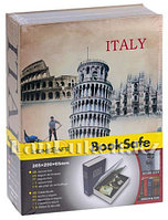 Книга сейф шкатулка с ключом ITALY 265* 200* 65 см (большая)