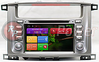 Автомагнитолы Redpower Toyota Land Cruiser 100 на Android