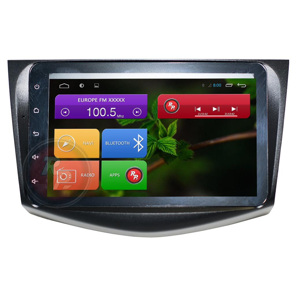 Автомагнитолы Redpower Toyota RAV4 2007-2012 на Android 7