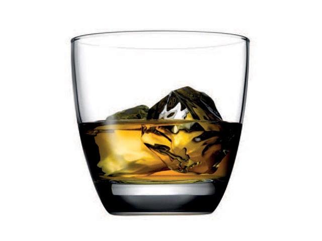 Набор низких стаканов  Pasabahce Lyric 6 шт. 42030