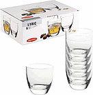 Набор низких стаканов  Pasabahce Lyric 6 шт. 42030, фото 2