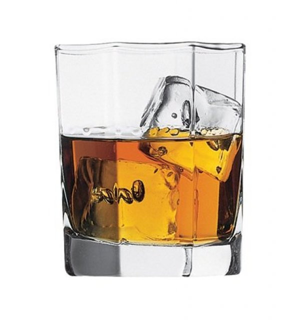 Набор низких стаканов  Pasabahce Kosem 6 шт. 42035