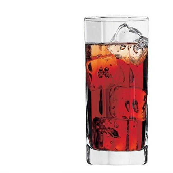Набор высоких стаканов  Pasabahce Kosem 6 шт. 42082