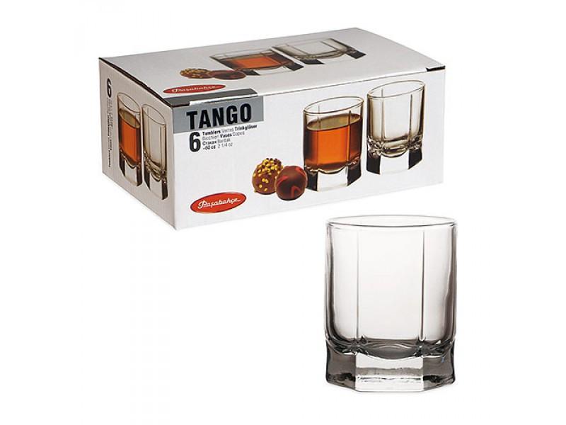 Набор стопок  Pasabahce Tango 6 шт. 42294