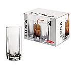 Набор высоких стаканов Pasabahce Luna 6 шт. 42358, фото 2