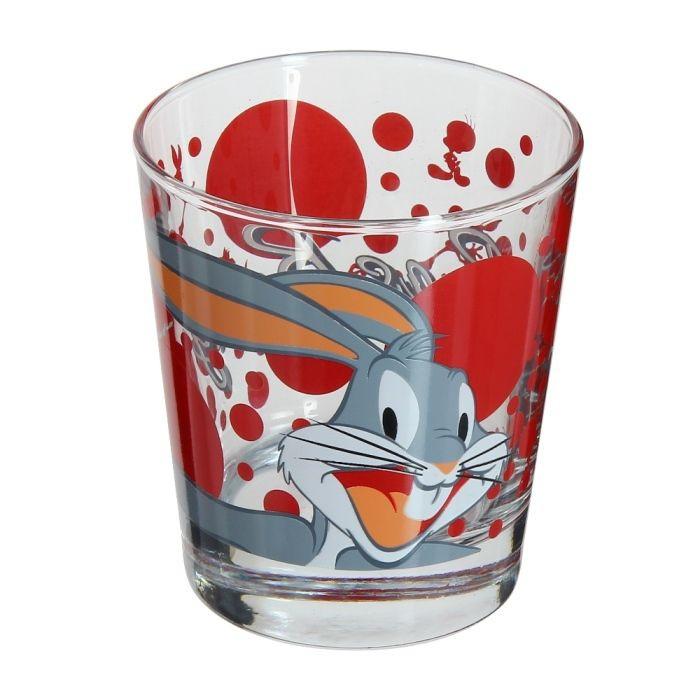 Набор стаканов для сока Pasabahce Bugs Bunny 42874 (180 мл, 3 шт)