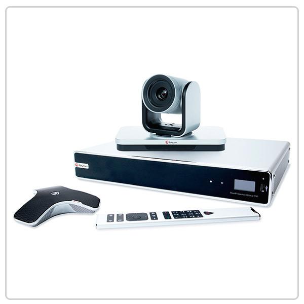 Polycom RealPresence Group 700 - Система видеоконференцсвязи