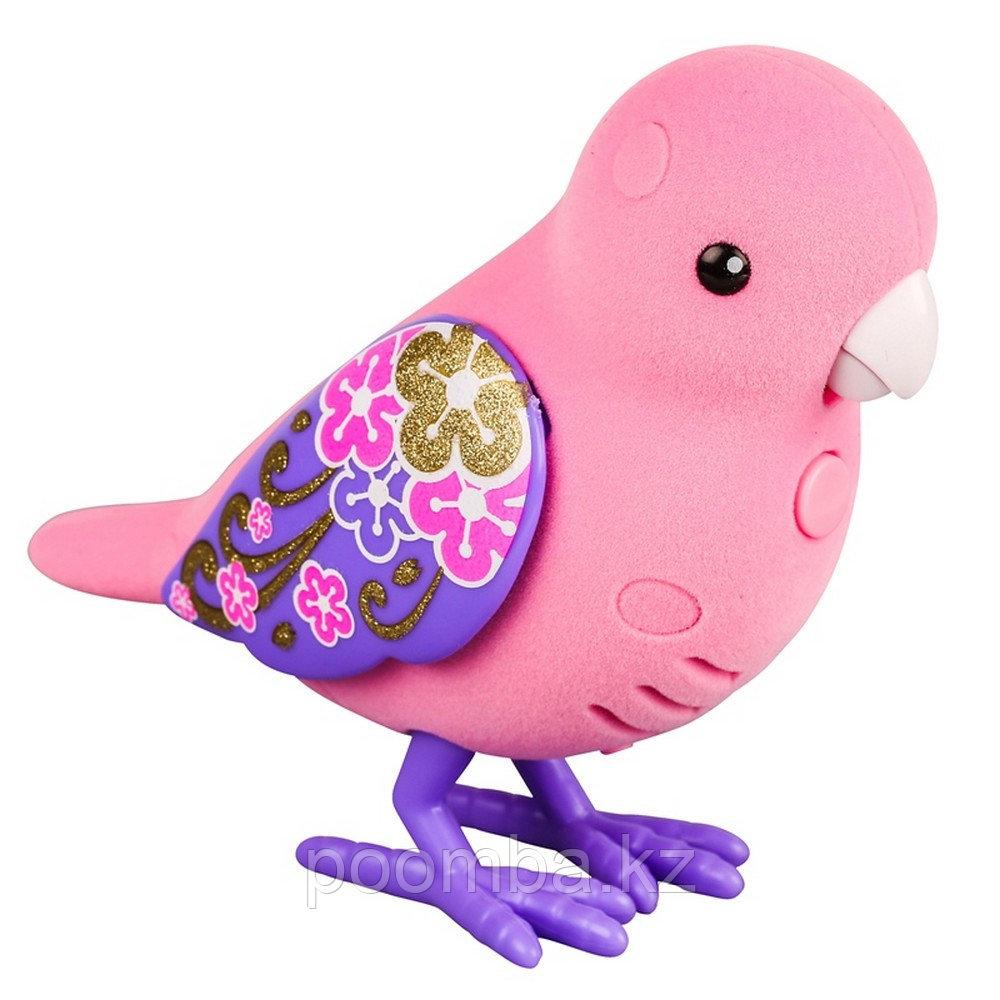 """Интерактивная птичка """"Литл Лайв Петс"""" (звук, движение) - Цветочная Бонни"""