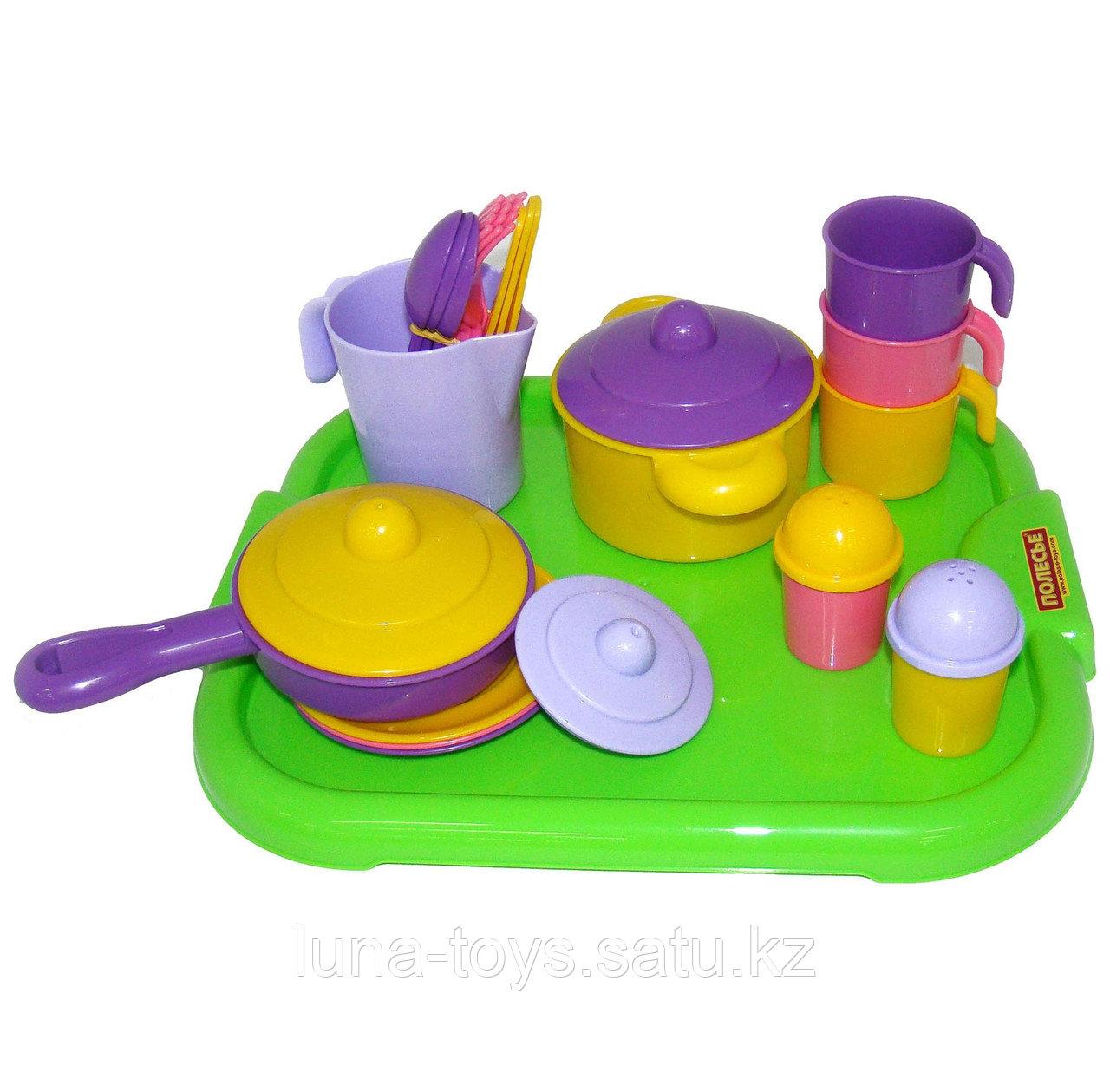 """Набор детской посуды """"Настенька"""" на 3  персоны"""