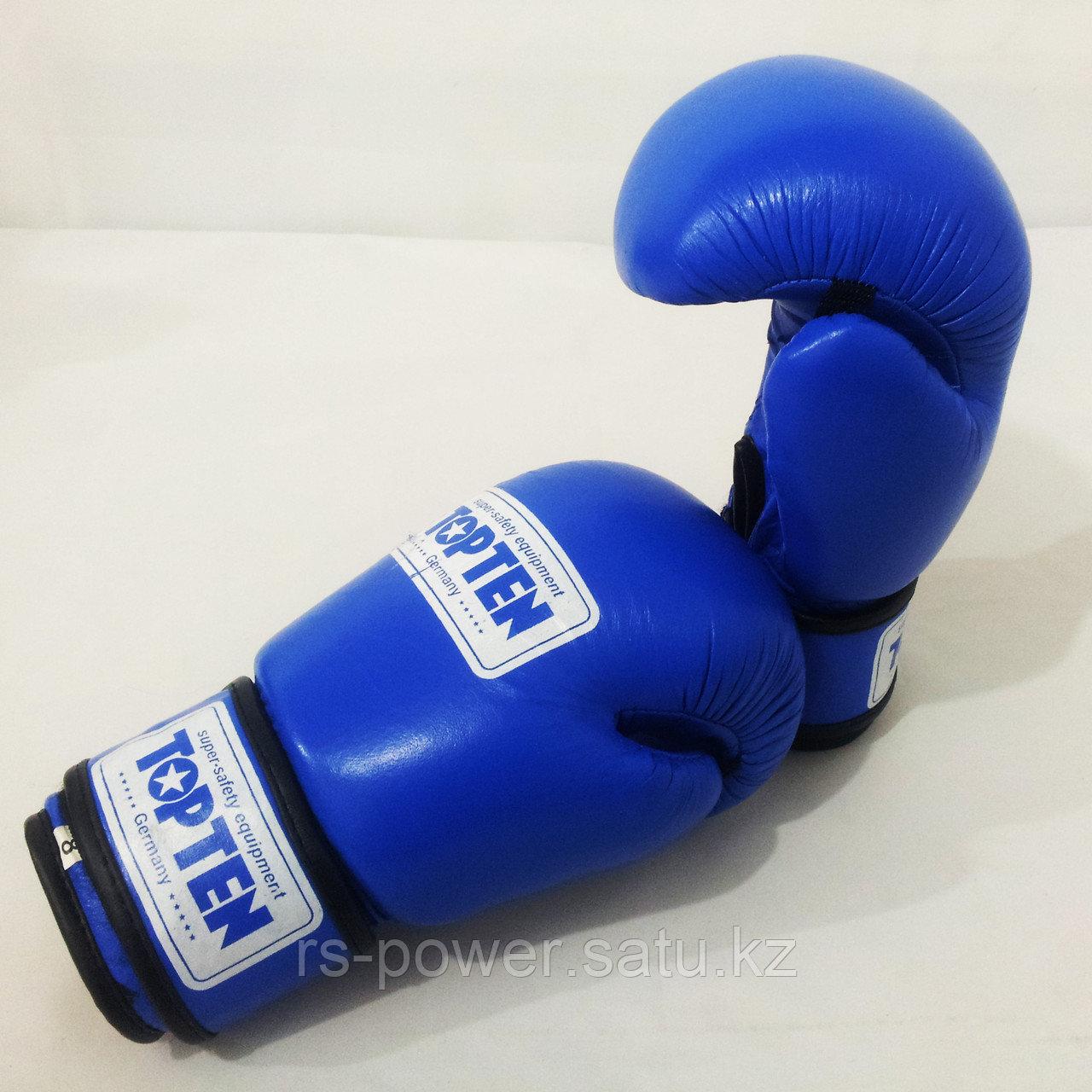 Боксерские перчатки TOP TEN