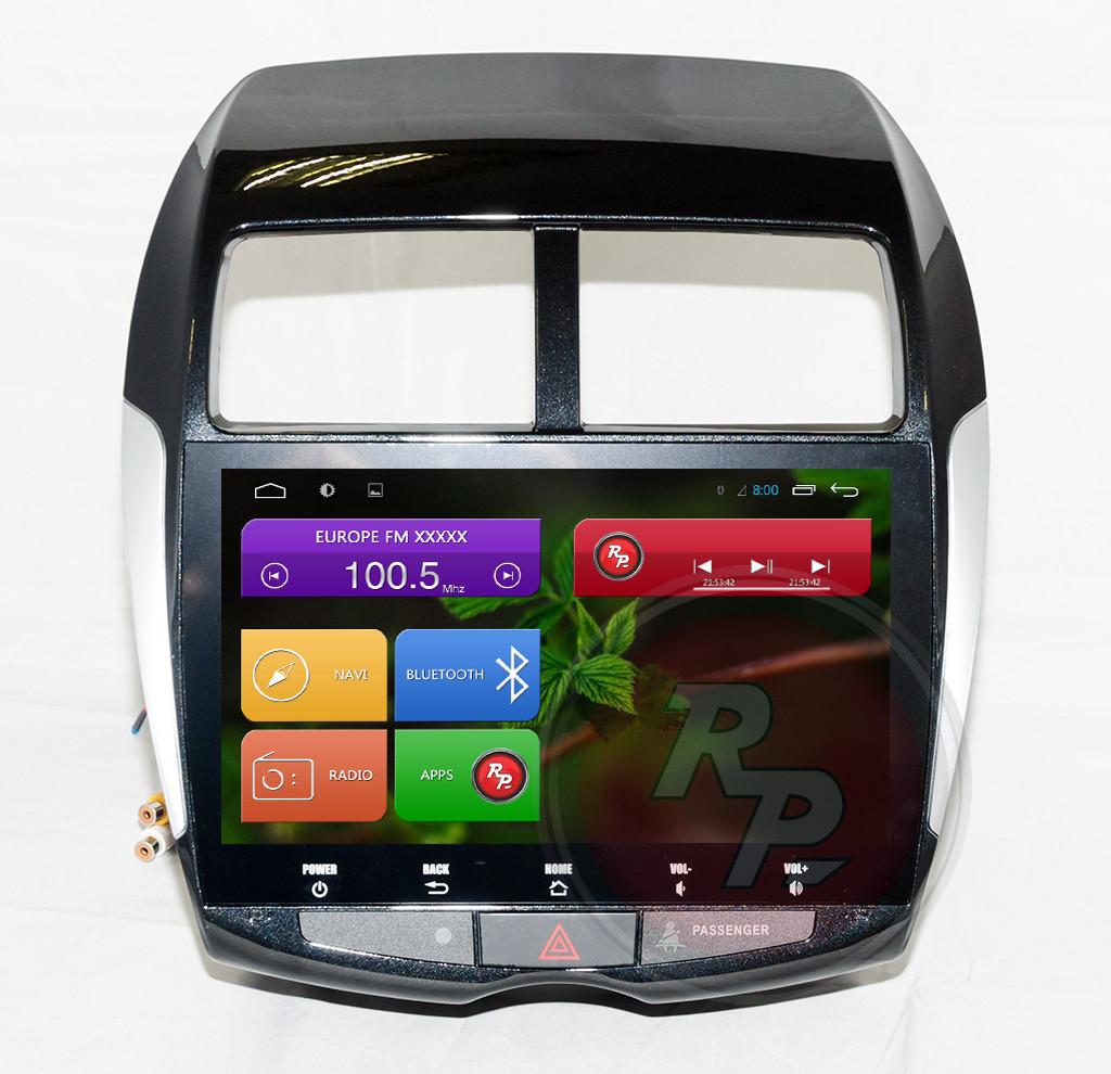 Автомагнитола Citroen Aircross