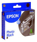 Картридж Epson C13T03414010 SP2100 черный, фото 2