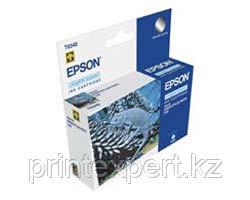 Картридж Epson C13T03454010 SP2100 светло-голубой, фото 2