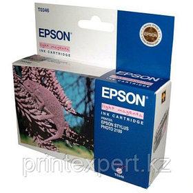 Картридж Epson C13T03464010 SP2100 светло-пурпурный