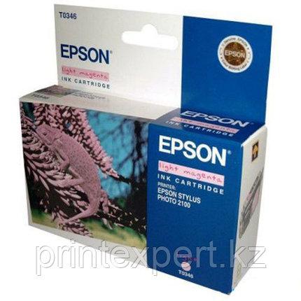 Картридж Epson C13T03464010 SP2100 светло-пурпурный, фото 2