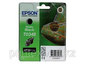 Картридж Epson C13T03484010 SP2100 матовый черный