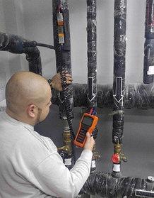 Гидравлическая балансировка систем отопления/холодоснабжения