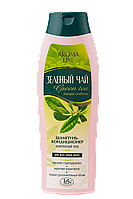 Шампунь-кондиционер «Зеленый чай» для всех типов волос