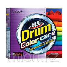 """Стиральный порошок """"BEAT Drum Color Care"""" для цветного белья,2500гр"""