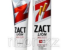 """Отбеливающая зубная паста """"ZACT"""" для удаления следов табака, кофе и чая,150гр"""