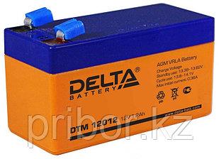 Аккумулятор DTM, 12V-1,2A (DTM 12012)