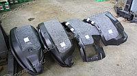 Комплект защит колесных арок с шумкой LX 570/450D (15-), фото 1