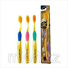 "Зубная щетка ""MashiMaro Nano Gold Toothbrush"" c наночастицами золота"