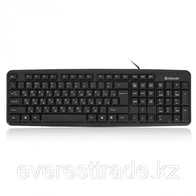 Клавиатура Defender Element HB-520 RU PS/2