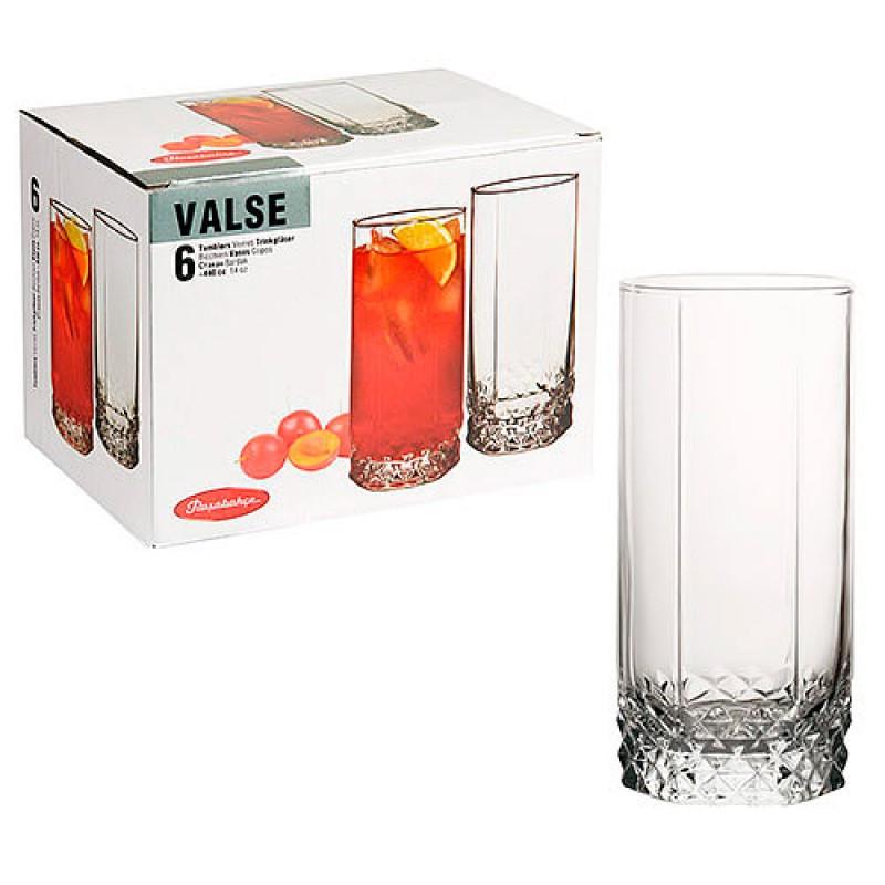 Набор высоких стаканов  Pasabahce Valse 6 шт. 42949