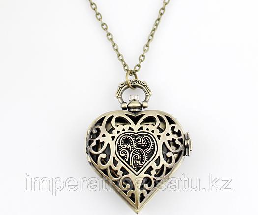 "Карманные часы ""Любящее сердце"""