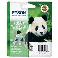 Картридж Epson C13T05014210 ST.COLOR 400/600/PH/PH700/PHEX/440/640/PH750/PH черный, фото 2