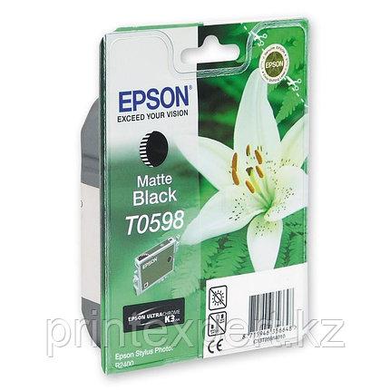Картридж Epson C13T05984010 R2400 матовый черный, фото 2