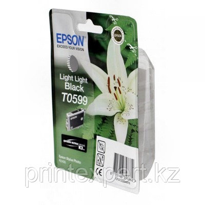 Картридж Epson C13T05994010 R2400 светло-серый