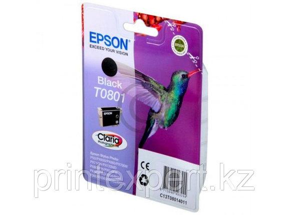 Картридж Epson C13T08014011 P50/PX660 черный, фото 2