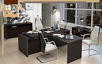 Стол с брифинг приставкой на заказ, фото 1