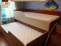 Выдвижная детская кровать на заказ, фото 1
