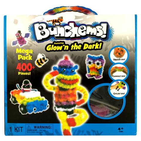 Светящийся в темноте Bunchems  (Банчемс)
